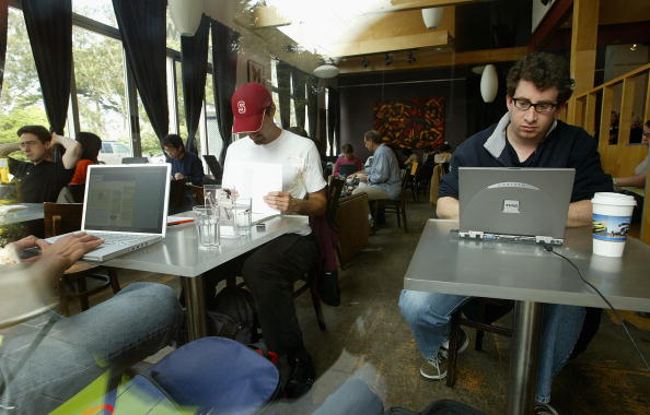 Wireless Technology「San Franciso Named Largest WiFi User In The U.S.」:写真・画像(11)[壁紙.com]