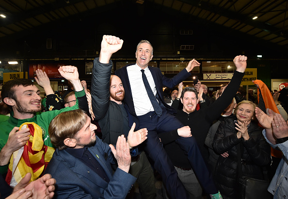 Leinster Province「Counts Continue In Irish General Election」:写真・画像(4)[壁紙.com]