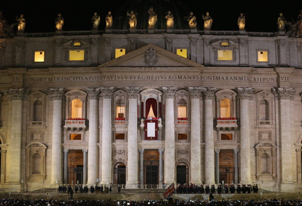 Architectural Feature「The Conclave Of Cardinals Have Elected A New Pope To Lead The World's Catholics」:写真・画像(10)[壁紙.com]