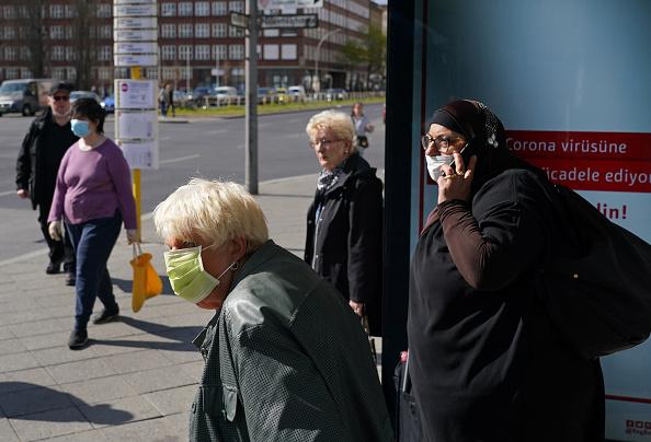 Germany「The Coronavirus In Germany: Week 5」:写真・画像(12)[壁紙.com]