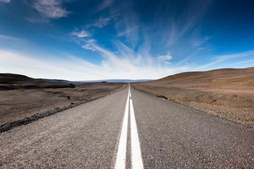 Volcano「Endless Highway Iceland Highlands」:スマホ壁紙(9)