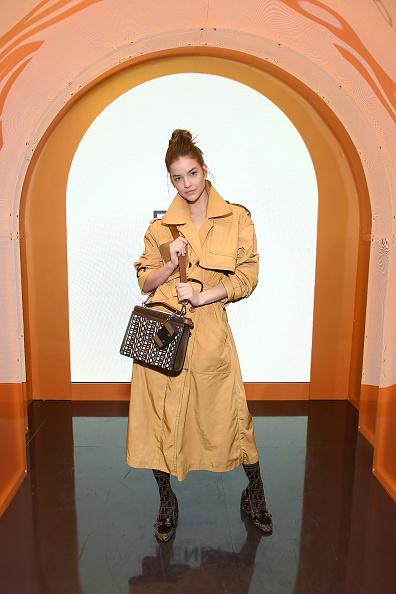 Coat - Garment「Fendi Celebrates The Launch Of Solar Dream」:写真・画像(19)[壁紙.com]