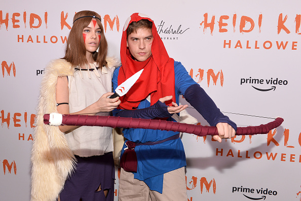Annual Event「Heidi Klum's 20th Annual Halloween Party Presented By Amazon Prime Video And SVEDKA Vodka At Cathédrale New York - Arrivals」:写真・画像(2)[壁紙.com]