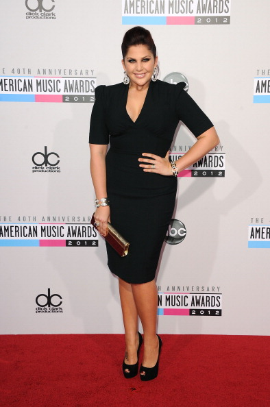 Pencil Dress「The 40th American Music Awards - Arrivals」:写真・画像(5)[壁紙.com]