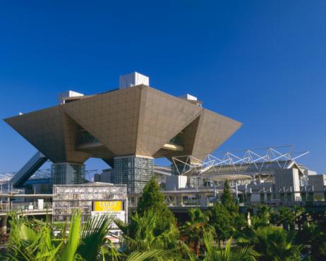 Koto Ward「Tokyo big sight」:スマホ壁紙(7)