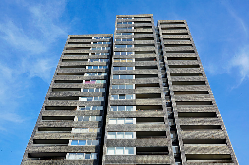 Inexpensive「Brutalist flats and apartments in Amsterdam」:スマホ壁紙(16)