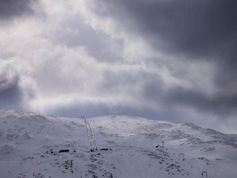 スキー「Scotland, Scottish Highlands, Glencoe」:スマホ壁紙(10)
