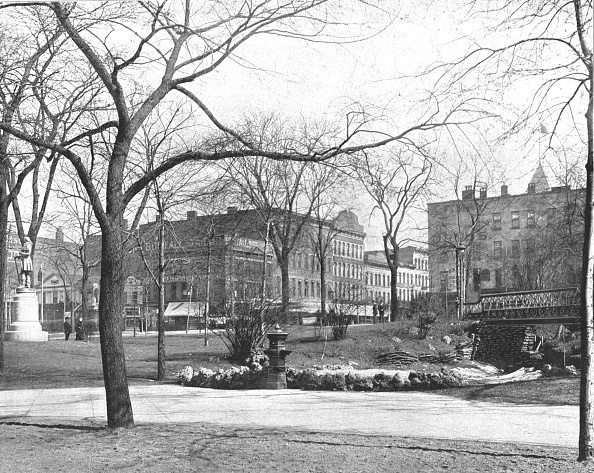 オハイオ州 クリーブランド「Public Square」:写真・画像(8)[壁紙.com]