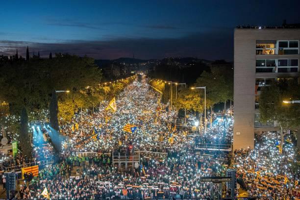 ベストショット「Independence Rally Takes Place In Catalonia」:写真・画像(16)[壁紙.com]