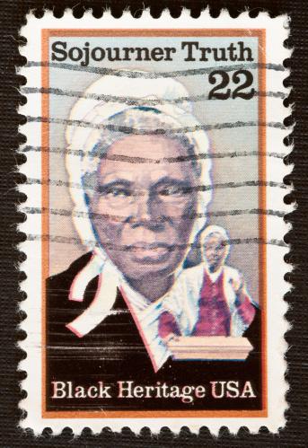 Equality「Sojourner Truth Stamp」:スマホ壁紙(15)