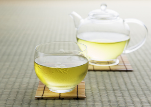 緑茶「Iced tea」:スマホ壁紙(11)