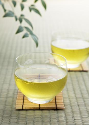 緑茶「Iced tea」:スマホ壁紙(5)