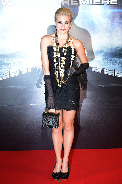 Evening Glove「'Battleship' Japan Premiere」:写真・画像(4)[壁紙.com]