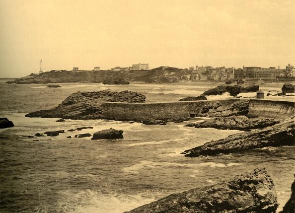French Press「Biarritz - La Digue De La Cafetiere」:写真・画像(0)[壁紙.com]