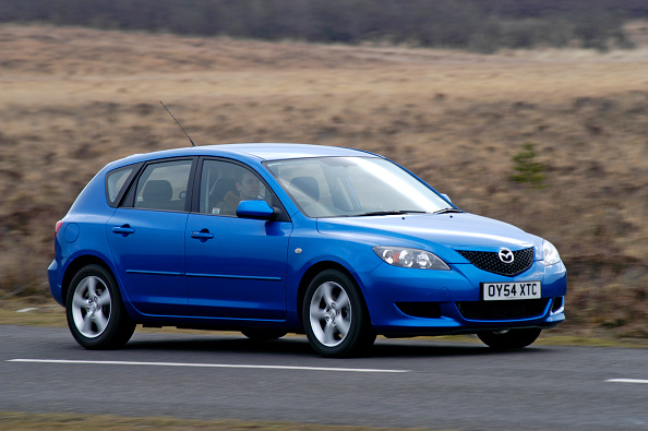 Finance and Economy「2004 Mazda 3 1.6 TS2」:写真・画像(9)[壁紙.com]