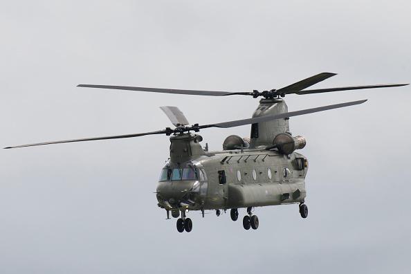CH-47 Chinook「International Air Tattoo Takes Place At RAF Fairford」:写真・画像(7)[壁紙.com]
