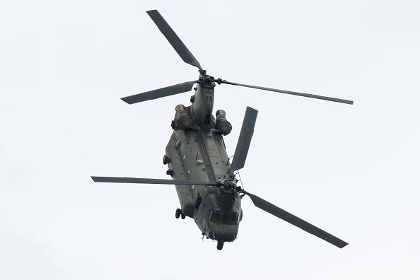 CH-47 Chinook「International Air Tattoo Takes Place At RAF Fairford」:写真・画像(14)[壁紙.com]