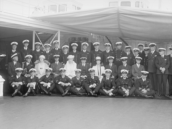 Human Role「Queen Mary And King George V On Board Hmy Victoria And Albert」:写真・画像(8)[壁紙.com]
