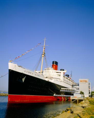 Cruise - Vacation「Queen Mary at Long Beach in California」:スマホ壁紙(0)