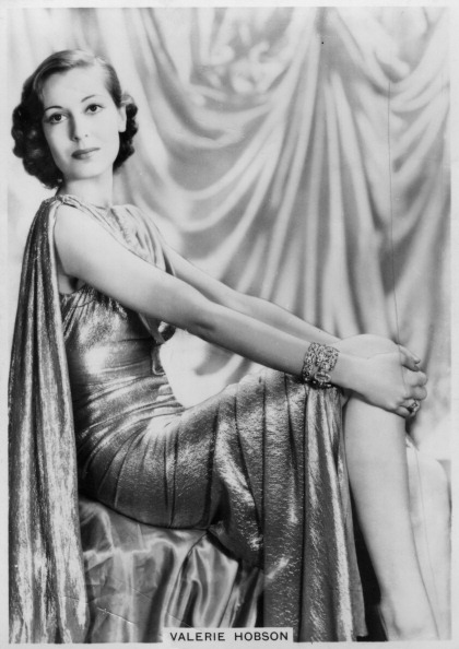 David Keeler「Valerie Hobson, British actress, c1936-c1939.」:写真・画像(13)[壁紙.com]