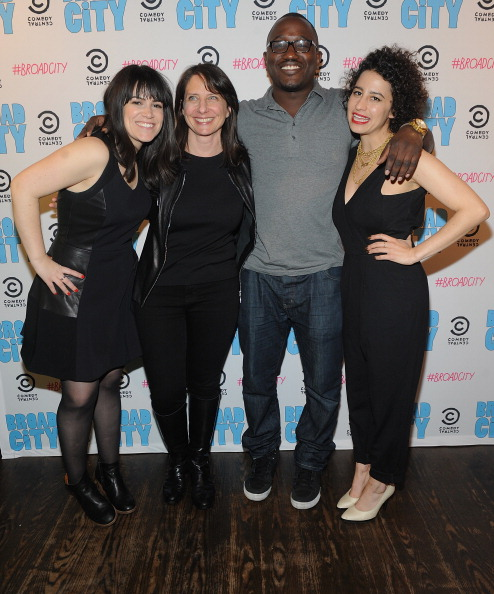 """Hannibal Buress「Comedy Central's """"Broad City"""" Screening & Premiere Party」:写真・画像(17)[壁紙.com]"""