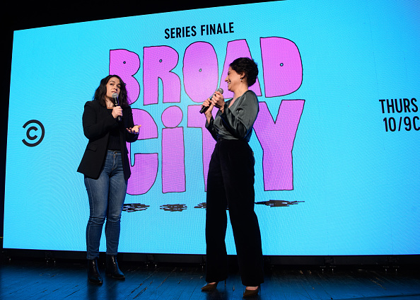 Dave Kotinsky「Comedy Central's Broad City Fan Finale Event At Sony Hall In NYC」:写真・画像(18)[壁紙.com]