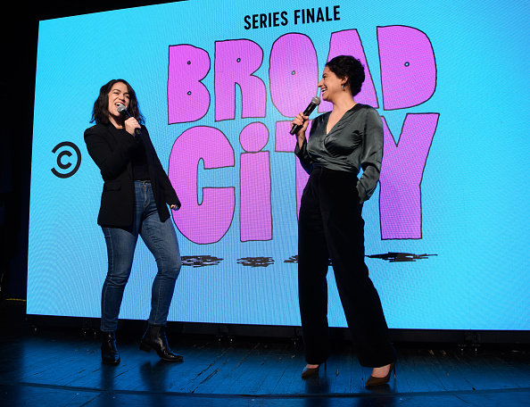 Dave Kotinsky「Comedy Central's Broad City Fan Finale Event At Sony Hall In NYC」:写真・画像(17)[壁紙.com]
