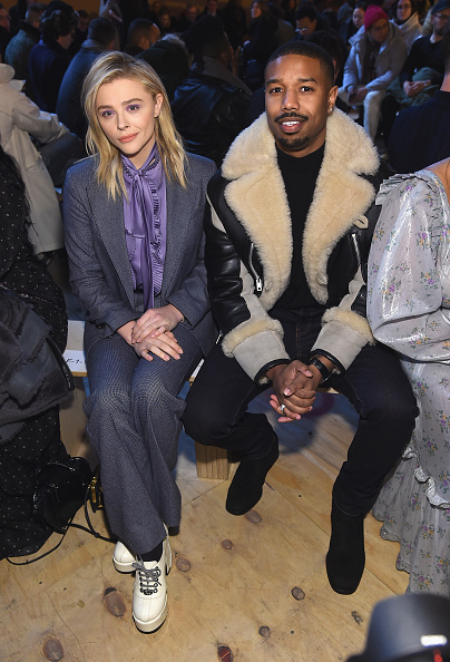 ブランド コーチ「Coach 1941 - Front Row - February 2019 - New York Fashion Week」:写真・画像(3)[壁紙.com]