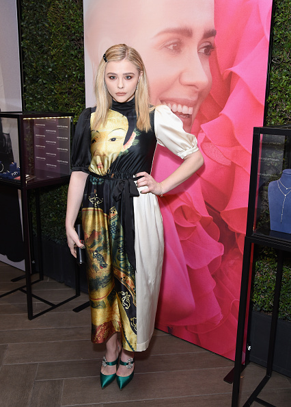 Annual Event「ELLE's 25th Annual Women In Hollywood Celebration Presented By L'Oreal Paris, Hearts On Fire And CALVIN KLEIN - Hearts On Fire」:写真・画像(10)[壁紙.com]