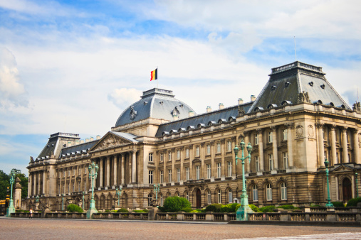 Conformity「The Royal Palace, Brussels, Belgium」:スマホ壁紙(19)