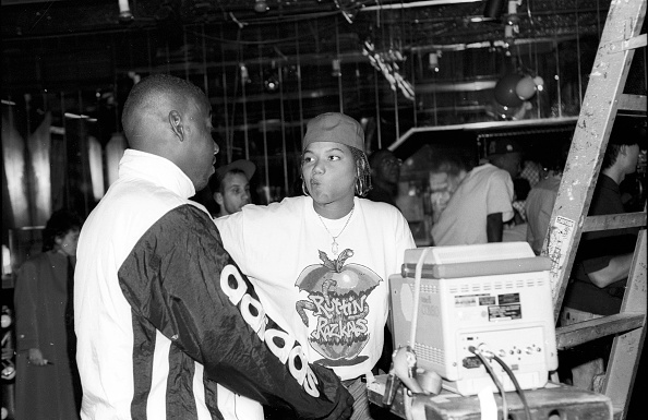 Michael Ochs Archives「Queen Latifah...」:写真・画像(6)[壁紙.com]