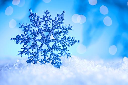 雪の結晶「冬の結晶の背景」:スマホ壁紙(12)