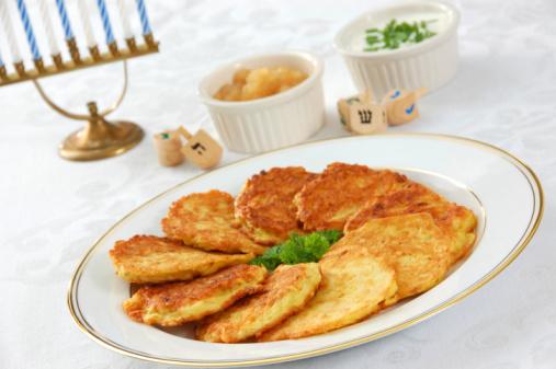 Crunchy「Latkes for Hanukkah」:スマホ壁紙(6)
