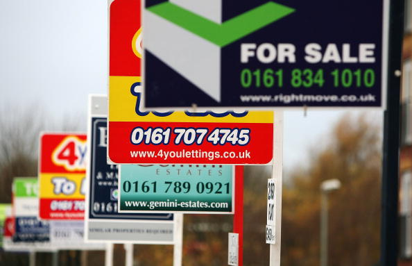 In A Row「Credit Crisis Forces Downturn In Housing Market」:写真・画像(16)[壁紙.com]