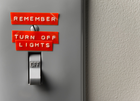 Light Switch「Label on light switch」:スマホ壁紙(17)