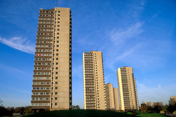 Chiswick, Council Flats, London, UK:ニュース(壁紙.com)