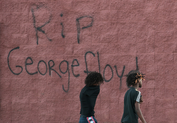 Minnesota「Protests Continue Over Death Of George Floyd, Killed In Police Custody In Minneapolis」:写真・画像(7)[壁紙.com]