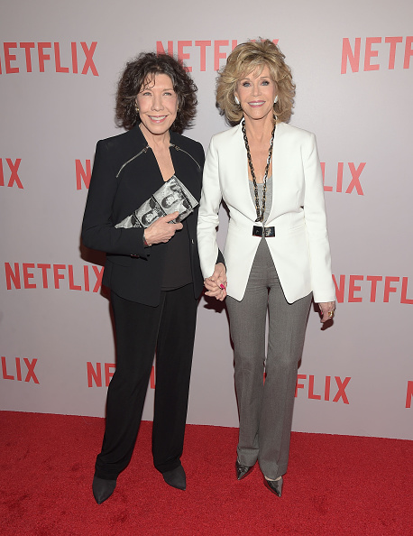 "West Hollywood「Netflix's ""Grace & Frankie"" Q&A Screening Event」:写真・画像(17)[壁紙.com]"