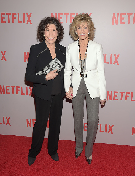 "West Hollywood「Netflix's ""Grace & Frankie"" Q&A Screening Event」:写真・画像(18)[壁紙.com]"