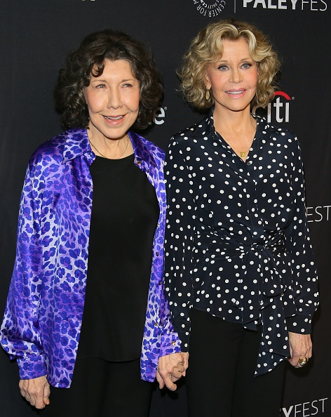 "Paley Center for Media - Los Angeles「The Paley Center For Media's 2019 PaleyFest LA - ""Grace And Frankie""」:写真・画像(4)[壁紙.com]"