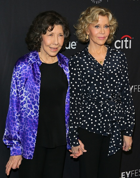 "Paley Center for Media - Los Angeles「The Paley Center For Media's 2019 PaleyFest LA - ""Grace And Frankie""」:写真・画像(3)[壁紙.com]"