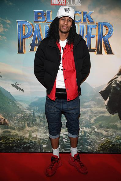 "Baseball Cap「""Black Panther"" Paris Special Screening At Le Grand Rex」:写真・画像(6)[壁紙.com]"