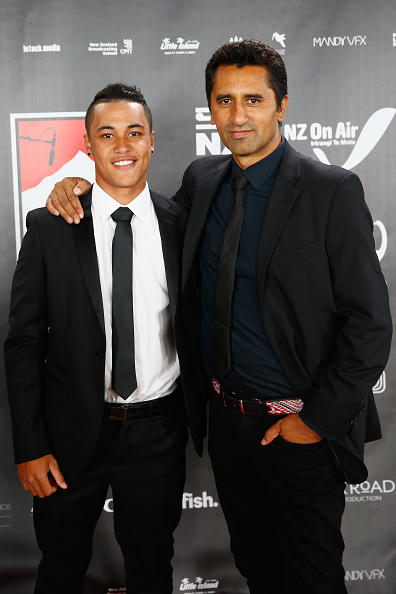 Cliff Curtis「Rialto Channel New Zealand Film Awards」:写真・画像(6)[壁紙.com]