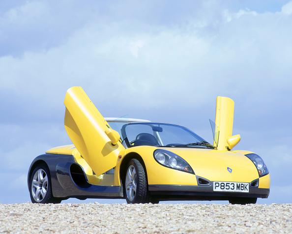 Journey「1997 Renault Sport Spider」:写真・画像(5)[壁紙.com]