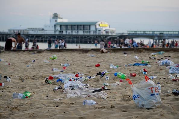 Beach「UK Experiences Summer Heatwave」:写真・画像(7)[壁紙.com]