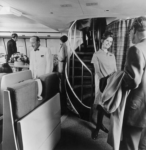 Staircase「BOAC Cabin Service」:写真・画像(14)[壁紙.com]