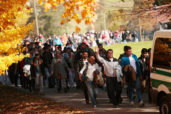 Germany「Bavaria Complains As Austrians Shuttle Migrants To Border Region」:写真・画像(0)[壁紙.com]