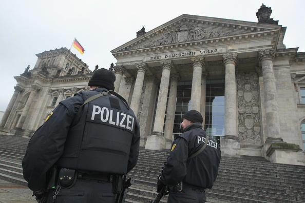 Germany「Fear Of Terror Attack Rises In Germany」:写真・画像(11)[壁紙.com]