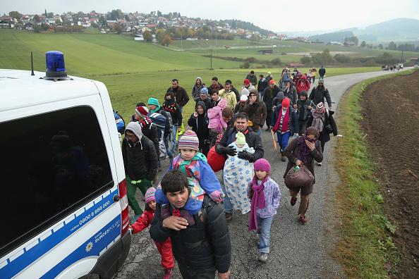 Austria「Over 6,000 Migrants Crossing Into Bavaria Daily」:写真・画像(6)[壁紙.com]