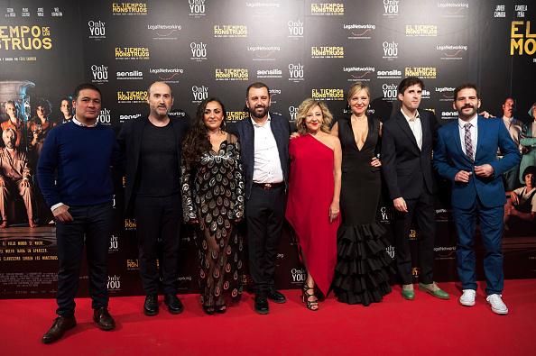 El Juli「'El Tiempo De Los Monstruos' Madrid Premiere」:写真・画像(14)[壁紙.com]